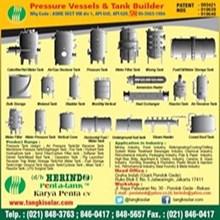 Tangki Solar Minyak 10000 Liter 5000 liter  (www.tangkisolar.com) CV. Karya Penta call. 0813 1085 0038