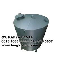 Tangki Solar Genset 5000 liter CV. Karya Penta 0813 1085 0038 tangkisolar@yahoo.com TANGKISOLAR.COM