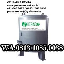PRESSURE TANK - HARGA PRESSURE TANK - JUAL PRESSURE TANK - PRESSURE TANK INDONESIA PENTA TANK