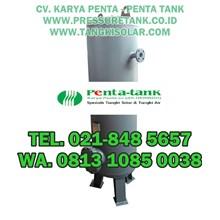 Tangki Vakum Vacuum Tank Tabung Pompa Vakum 1000 1500 2000 2500 3000 Liter PRESSURETANK.CO.ID WA 0813 1085 0038