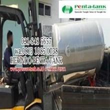 Pressure Tank 2000 Liter Air Receiver Tank 2000 L Tangki Kompresor 2000 Liter Udara indonesia