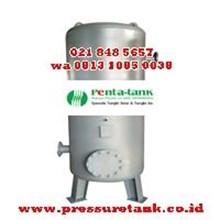 Pressure Tank 2000 Liter - Tangki Angin 2000 Liter - Air Receiver Tank 2000 Liter
