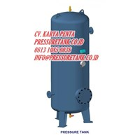 Distributor Tangki Tekanan Tinggi Jakarta 1000 Liter PENTA TANK 3