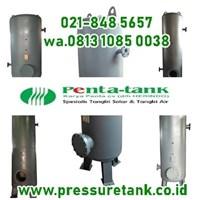 Jual Pressure Tank 3000 Liter Air Receiver Tank 3000 Liter PENTA TANK  2