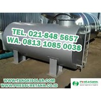 Tangki Solar 5000 Liter - Tangki BBM 5000 Liter - Tangki Genset 5000 Liter 1