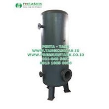 Pressure Tank 1000 Liter Indonesia Air Receiver Tank 1000 Liter DISNAKER RI