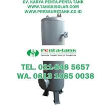 Air Receiver Tank 4000 Liter - Jual Air Receiver Tank - Pressure Tank 4000 Liter PENTA TANK