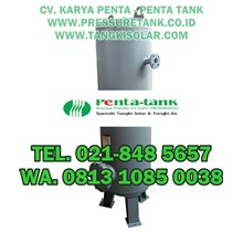Pressure Tank 2000 Liter Tangki Kompresor Angin Udara Harga Jual 2000 Liter