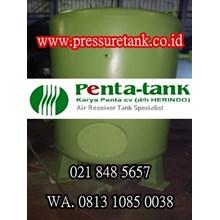 Pressure Tank 5000 Liter - Jual Pressure Tank 5000 Liter  - Air Receiver Tank 5000 Liter Penta Tank