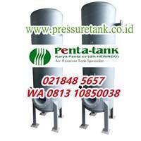 Air Receiver Tank 5000 Liter Kompresor Angin Tangki 1