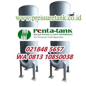 Air Receiver Tank 5000 Liter Kompresor Angin Tangki