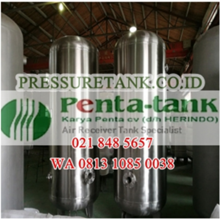Tangki Air Panas Stainless Steel PENTA TANK  Tangki Stainless Air Panas