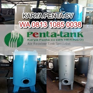Air Receiver Tank 1000 Liter