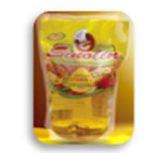 Sinolin Cooking Oil Refill Plastic Pouch 1 L