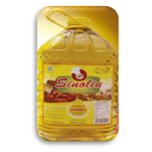 Sinolin Cooking Oil Jerry Can 5 L