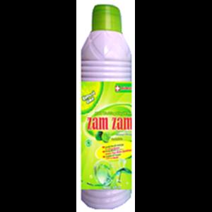 Zam-Zam Liquid Dishwasher Lime Scent 825 Ml