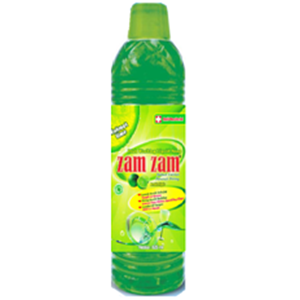 Zam-Zam Liquid Dishwasher Lime Scent 1 L