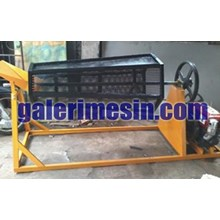 Fertilizer Compost Sieve Machine (Rotary)