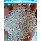 Biji plastik (polypropylene) pp bening super 1
