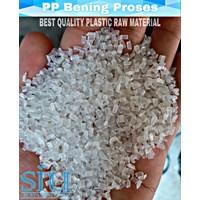 Biji plastik (polypropylene) pp bening super