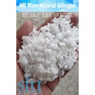 Biji Plastik Hd blow natural gilingan super 1