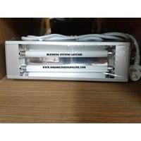 Lampu Ultraviolet 20 Cm With Box 2 Lamp Uv