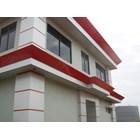 Bahan Papan Bangunan exterior  termurah  Surabaya  2