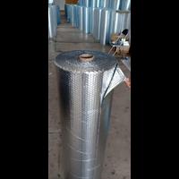Jual aluminium foil woven dan buble