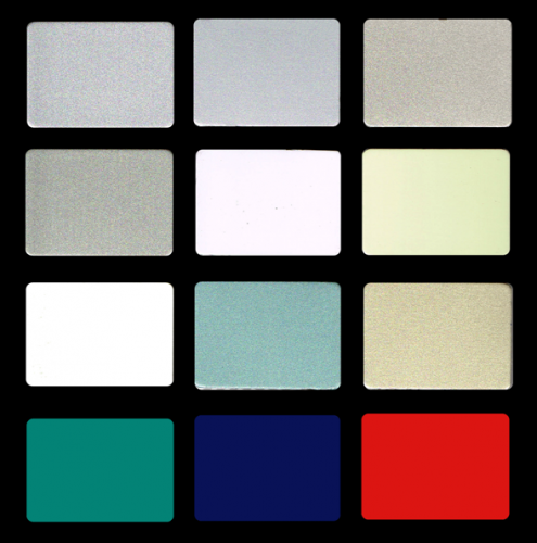 Sell alustar colour aluminium composite panel from for Aluminium composite panel interior decoration