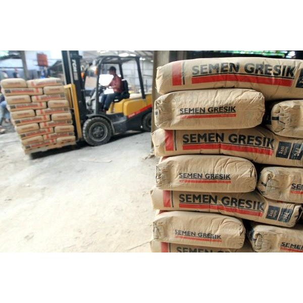 Distributor Semen Gresik  Tiga Roda Conch Holcim