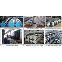 Pipa Stainless 316 seamless welded