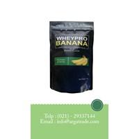 Minuman Susu Tinggi Protein / Wheypro Banana/ Minuman Suplemen/Whey