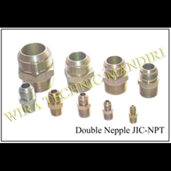 Double Nepel JIC-NPT