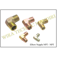 Elbow Nepple NPT-NPT