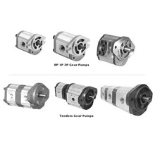 gear pump hydraulic