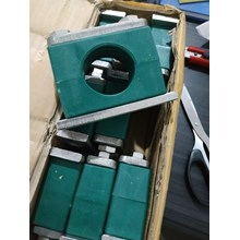 Hydraulic Pipe Clamp 12.7 mm 1 hole