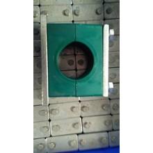 Clamp Pipa Hidrolik 17,2 mm 1 lobang
