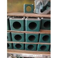 Clamp Pipa Hidrolik 18 mm 1 lobang