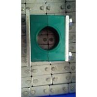 Clamp Pipa Hidrolik 38 mm 1 lobang