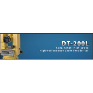 _081210895144_  Theodolite Topcon Dt 205L Promo Dt 209L