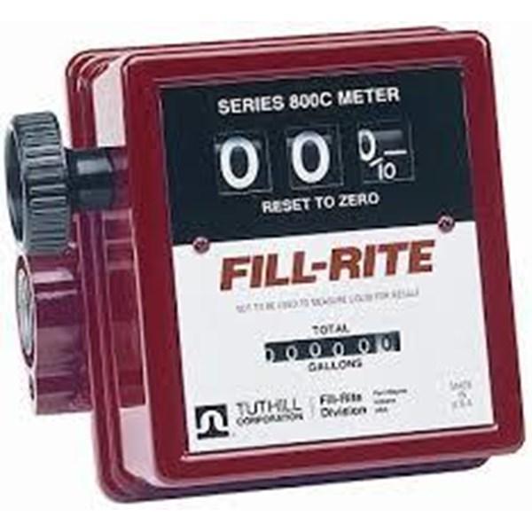 Flow Meter Fill Rite Series 800C Meter