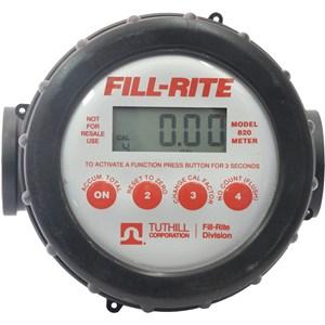 Fill Rite Model 820 Meter
