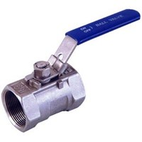 Ball Valve One Piece
