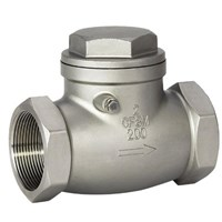 Jual Swing Check Valve  2