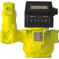 Positive Displacement Flow Meter 1