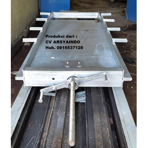 Pintu Air Hot DIP