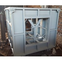 Jual Cetakan Beton  Box Culvert