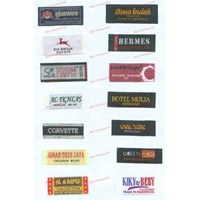 Jual Cetak Label Printing 2