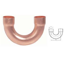 Copper Fittings Ubend