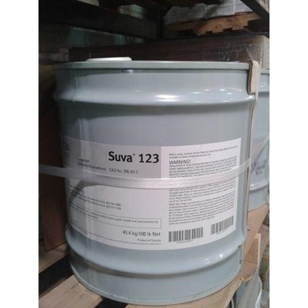 Refrigerant Suva USA R123